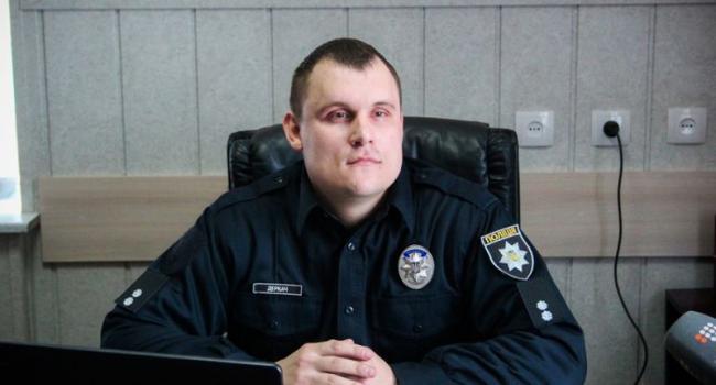 Начальник патрульной полиции Кременчуга о себе и службе