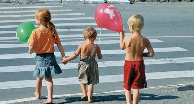 В Кременчуге дети будут под пристальным вниманием сотрудников ГАИ