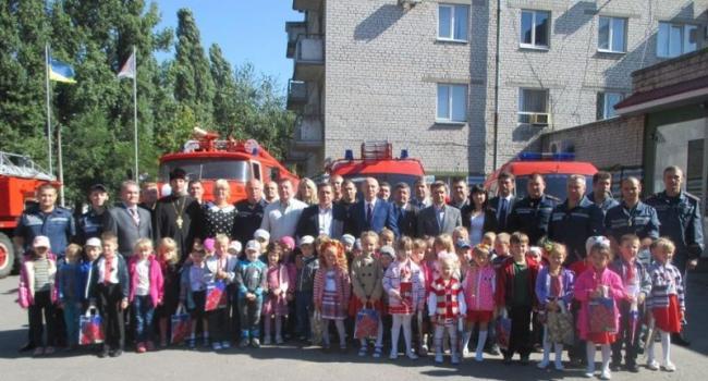 Кременчугские спасатели с начала года выезжали на тушение пожара 153 раза