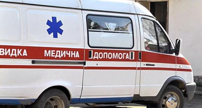 Кременчужанин получил огнестрельное ранение