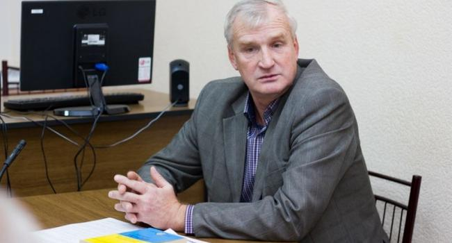 В Кременчуге избит судья-спикер