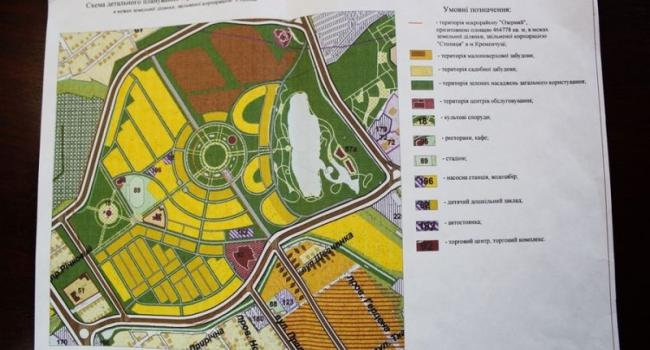 У корпорации «Столица» горсовет планирует забрать землю, где «не вырос «Озерный»