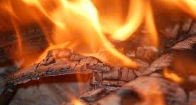 В селе Сады горел дом
