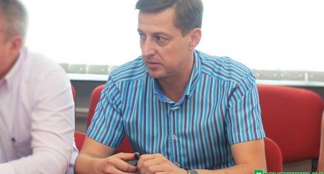 Экс-вице мэр Кременчуга Ярош стал директором Комсомольского водоканала