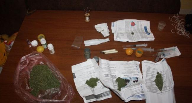 В Кременчуге задержали наркодиллера