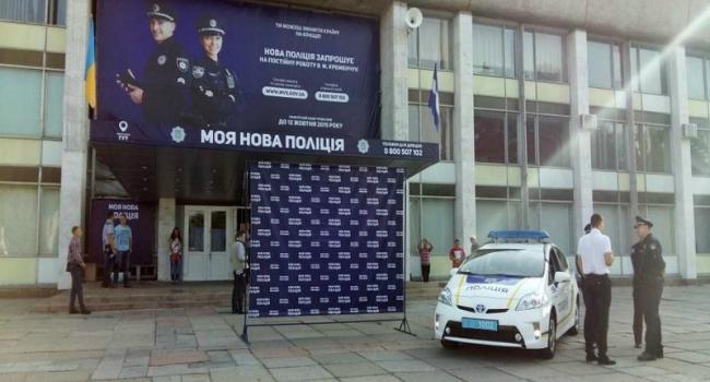 Главное условие для службы в полиции – желание помогать людям