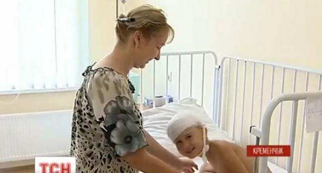 Травмированная в детсаду пятилетняя девочка должна перенести еще одну операцию