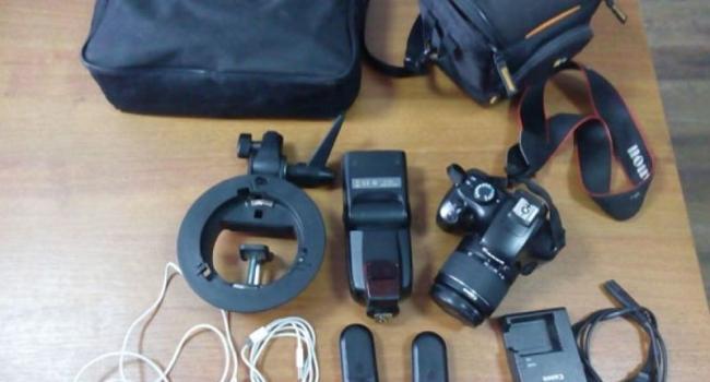 Правоохранители узнали, кто ограбил кременчугского фотографа