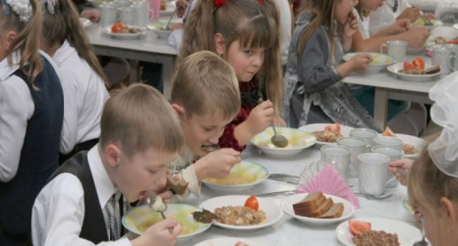 Качество питания в школах Кременчуга будет проверено