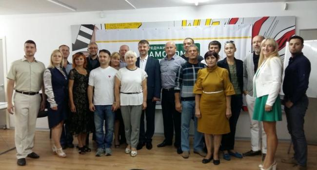 «Самопоміч» визначилася з кандидатурами депутатів та на посаду мера