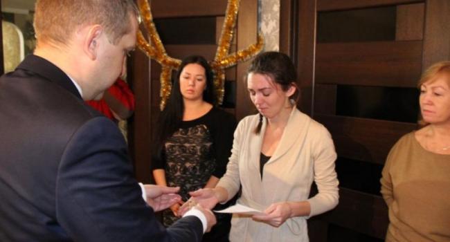 Семья погибшего в АТО Станислава Души получила квартиру