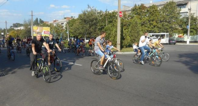 Кременчужане установили новый велорекорд