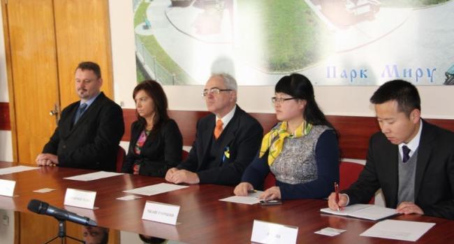 Кременчугских студентов позовут в Китай изучать язык