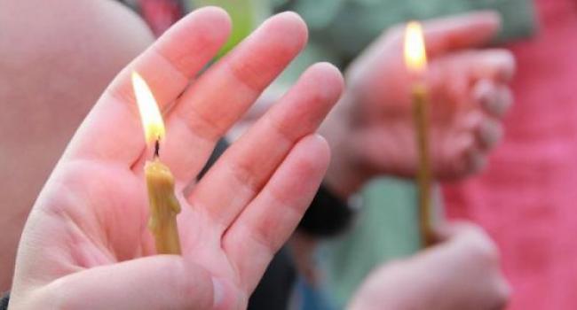 В Кременчуге состоялась акция памяти Георгия Гонгадзе и всех погибших журналистов