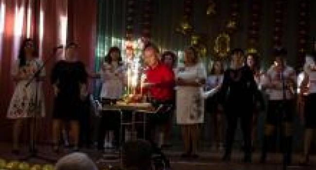 Школа на Раковке отпраздновала свой полувековой юбилей