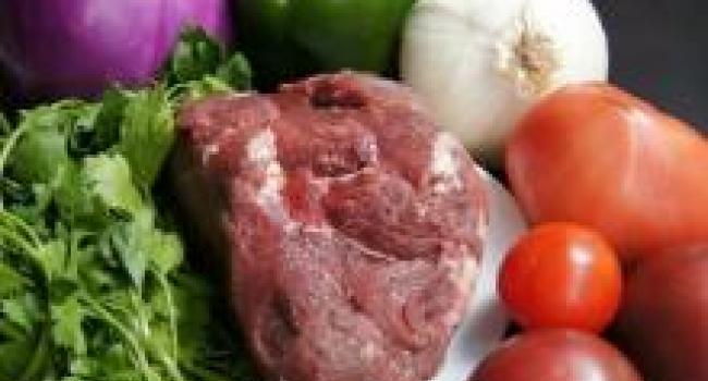 В Кременчуге мясо дорожает, а овощи дешевеют
