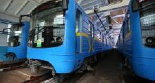 КВСЗ начал новый этап модернизации вагонов киевского метро