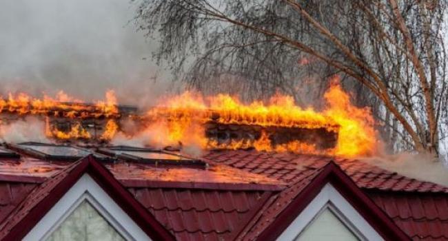 В Кременчуге горел кондитерский цех
