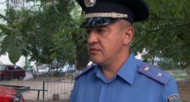 Уволенный Аваковым, замначальника ГАИ Одессы Шулежко стал и.о. замначальника ГАИ Полтавщины