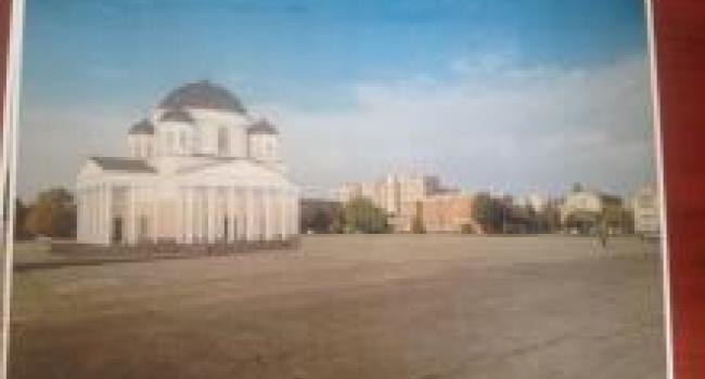 Строительство собора на площади начнется с раскопок?