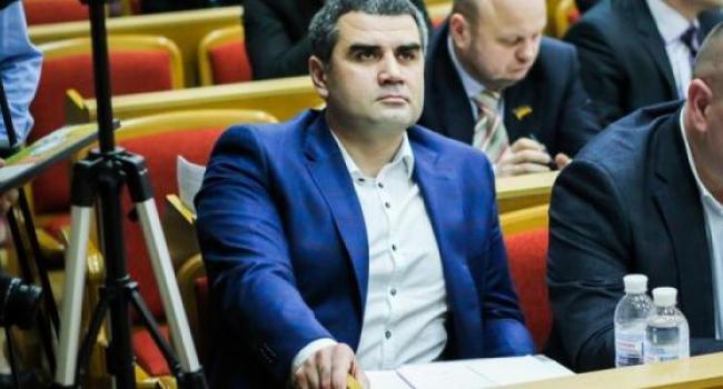 Депутат Терещенко не может месяц попасть на прием к мэру Малецкому