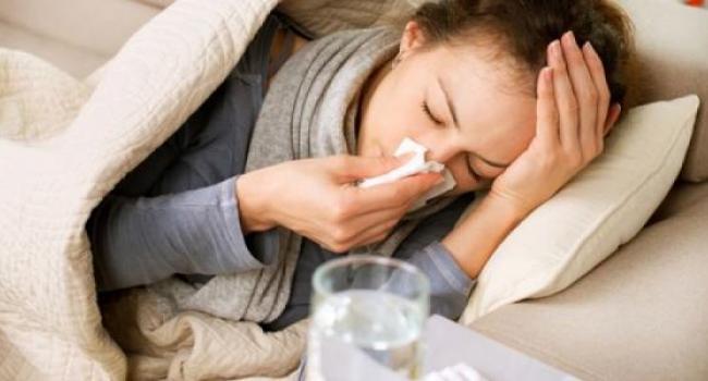 В Кременчуге эпидпорог заболеваемости ОРВИ уже превышен в два раза