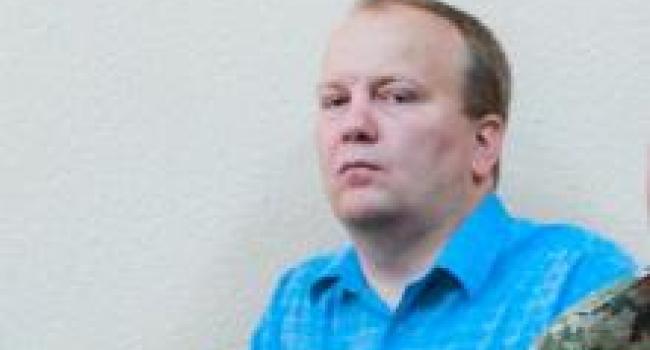 Головачу вручили решение о сокращении его должности