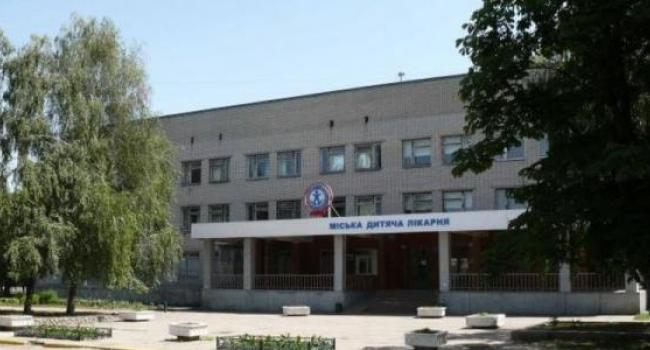 Кадры: уволен главврач детской горбольницы Николай Пересып