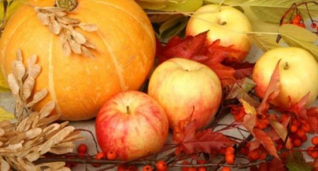 В Кременчуг приходит осень