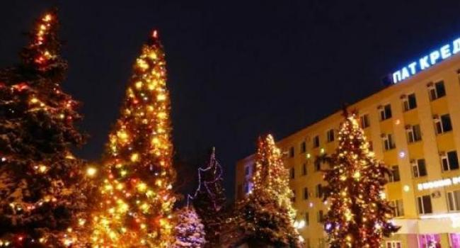 Святой Николай «откроет» в Кременчуге сразу две елки
