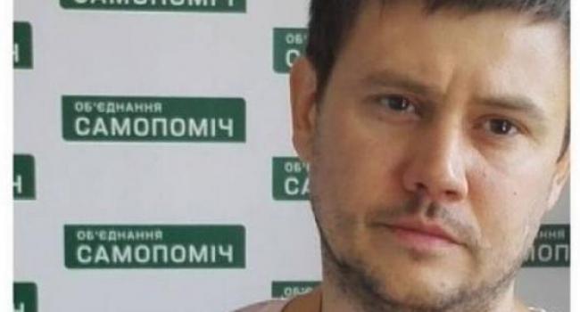 Кирилл Климчук («Самопоміч») подаст в суд на «Патриота» Олега Савченко