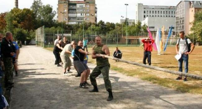 Милиция Полтавщины похвасталась успехами в спорте