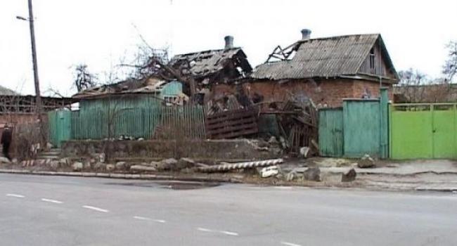 Почти сто тысяч гривен получит семья Щербаковых на восстановление дома