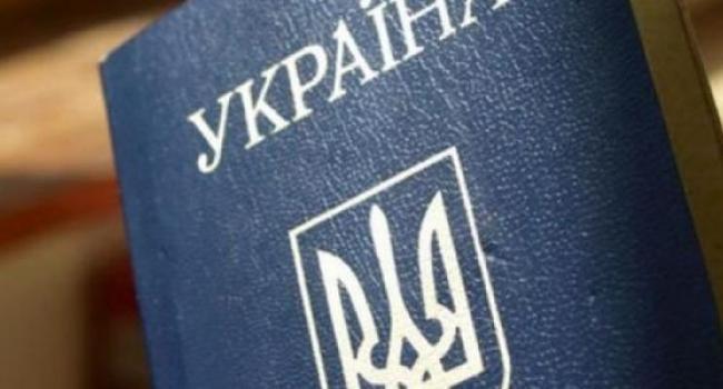 Паспорт гражданина Украины можно получить в день выборов