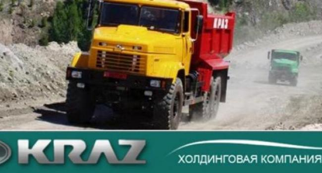 """В текущем году """"АвтоКрАЗ"""" планирует увеличить выпуск авто"""