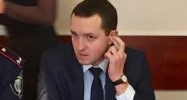 Сегодня на публике впервые появился новый начальник СБУ Кременчуга – Близнюк