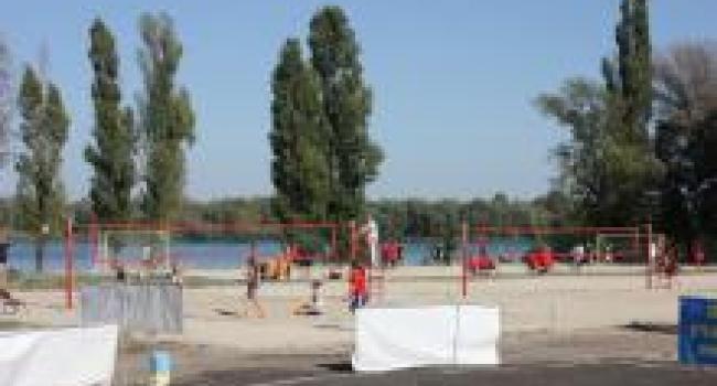 В Крюкове открыли новую площадку для игры в стритбол