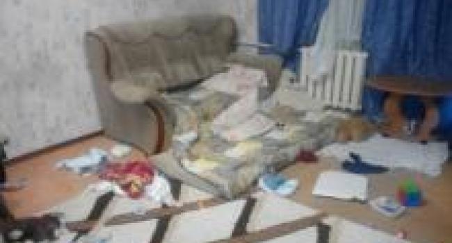 В Кременчуге восьмимесячного ребенка мать оставила без присмотра на четыре часа