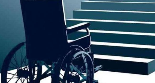 В Кременчуге инвалиды-колясочники ограничены в передвижениях