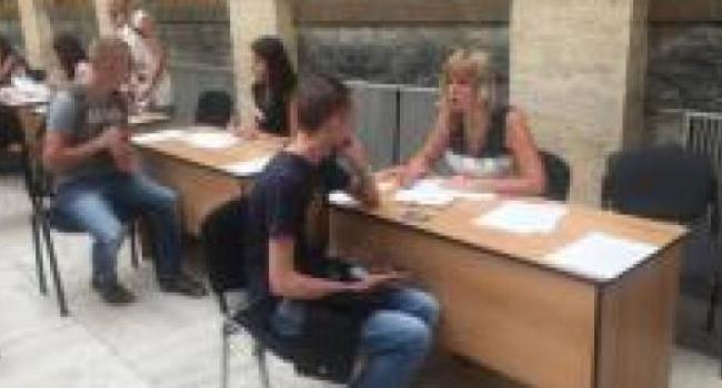 Заявления на прием в новую кременчугскую полицию будут принимать в ГДК