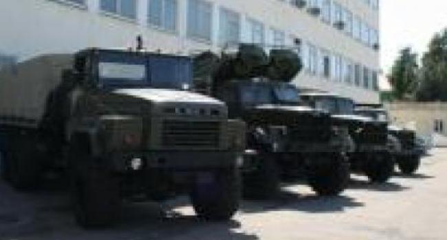 С начала года «КрАЗ» изготовил 843 автомобиля
