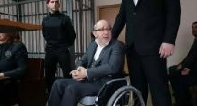 Суд над Кернесом в Полтаве перенесен на 28 июля