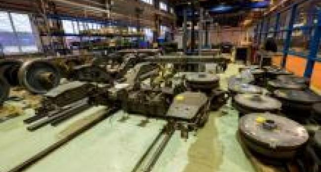 Вагонзавод в 2016 году планирует увеличить производство грузовых вагонов в 3 раза