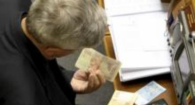 Нардепы Шаповалов и Каплин получили компенсации