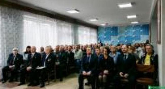 В Кременчуге поздравили ликвидаторов последствий Чернобыльской катастрофы