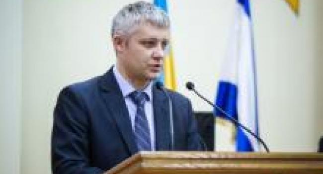 Первый вице-мэр Кременчуга Пелипенко не знает, кто руководит областью