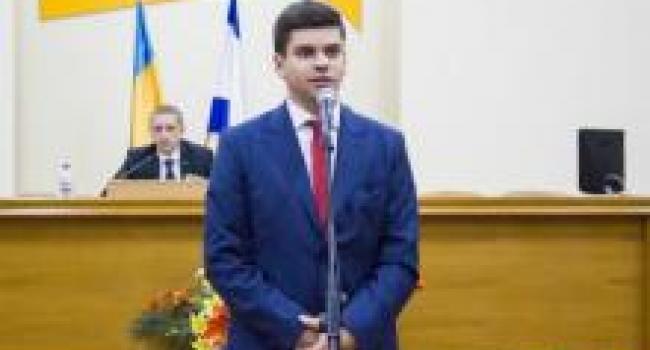 Вице-мэр Руслан Проценко: радиоведущий и помощник нардепа Шаповалова