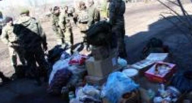 Кременчугские волонтеры отвезли в АТО продукты, медикаменты и куртки для бойцов