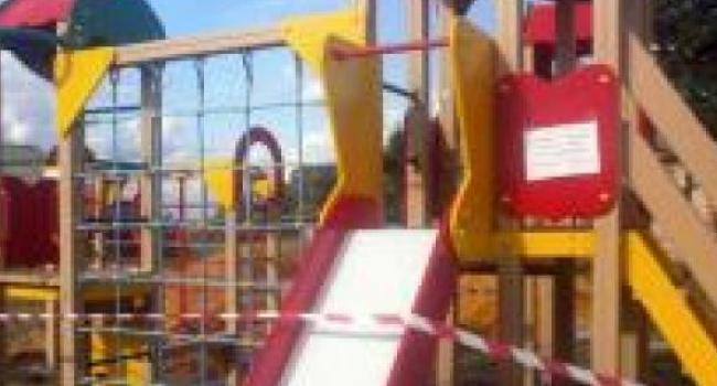 Детплощадки в детсаду-школе появятся уже в ближайшее время