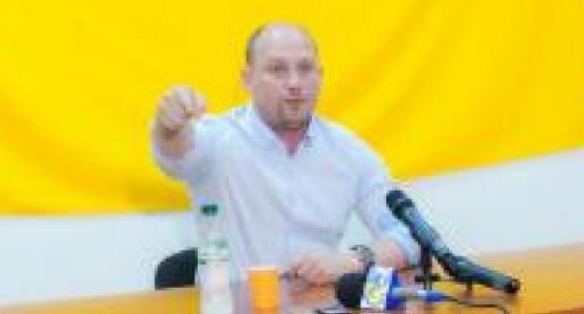 Нардеп Каплин о коллеге Шаповалове: «Он как шлендра обслуживал Януковича»